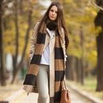 2015 Bayan Atkı & Şal Modelleri
