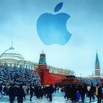 Apple Rusya'daki Satışlarını Durdurdu