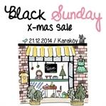 Black Sunday X-mas Sale nasıl geçti?