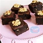 Çikolata Şöleni Cevizli Brownie