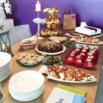 Evde Gün Davetinize Oreolu Pasta Yapın