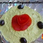 Ezme Avokado Salatası
