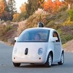 Google'ın İnsansız Sürüş Keyfi Yaşatan Aracı