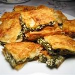 Ispanaklı Tava Böreği Tarifi