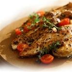 Izgarada Susamlı Tavuk Göğsü Tarifi