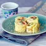 Kahvaltılık Sushi Roll