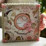 Kız Bebek Anı Albümü