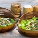 Laos Larp – Salat mal ganz anders!