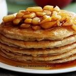 Pazar kahvaltınız İçin Pancake
