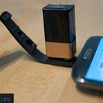 Telefonlar artık 9 volt pil ile şarj olabilecek
