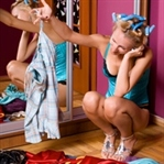 Ucuz kıyafetlere kaliteli görünmek