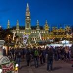 Viyana'nın en büyük ve de en meşhur Noel Pazarı