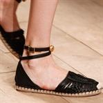 2014 İlkbahar Yaz Sandalet Trendi