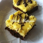 browni cheesecake