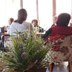 Kültür Merkezi'nde bir hanımlar toplantısı