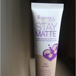 Rimmel London Stay Matte Fondoten