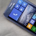 Samsung'un Windows Phone telefonu göründü!