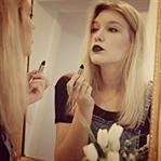 Trendwatch: Black Lipstick