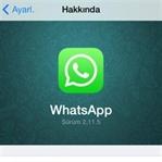 Whatsapp'ta Yenilikler