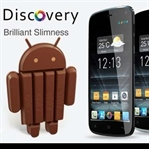 General Mobile Discovery'e Kitkat Geliyor