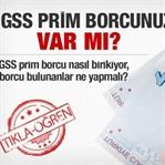 GSS Borcunuzu Sorguladınız Mı ?