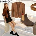 Günün stili Mango Tchibo ve Flo'dan
