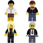 Lego'nun Moda Dünyasına Yolculuğu