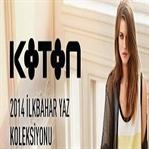 2014 Koton İlkbahar-Yaz Koleksiyonundan Elbiseler