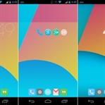Android Telefonunuza Kit Kat Teması Yükleyin