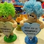 BAKIR KOKULU GAZİANTEP'E YOLCULUK