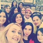 Bursalı Bloggerlar Pink Spring Party'de…