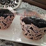 Çikolatalı ve Kakaolu Muffin