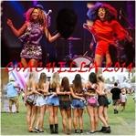 Coachella Festivali 2014- Ünlüler
