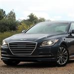 Yeni Nesil Hyundai Genesis çok dikkat çekiyor.