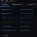 Advanced SystemCare Sistem Temizleyici ve Hızlandı