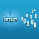 Foursquare'den yeni bir uygulama!