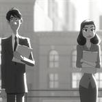 Günün Kısa Filmi : Paperman