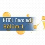 HTML Dersleri Bölüm 1