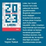 Kitap Önerisi; 2023 Lideri