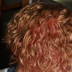 Masters Pastel Saç Tebeşiri - Kırmızı Renk