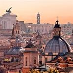 Roma'da eşi benzersiz bir tatil