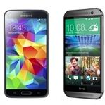 Samsung Galaxy s5 ile HTC One M8 karşılaştırma – H
