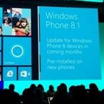 İşte Resmi Windows Phone 8.1 Güncelleme Tarihi