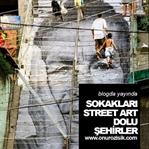 STREET ART DOLU ŞEHİRLER