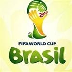 2014 Brezilya Dünya Kupası Maç Programı