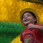 Brezilya'dan Dünya Kupasına renkli hazırlık