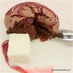 Çikolatalı Akışkan Mini Kek