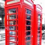 GRİ ,KIRMIZI VE LONDRA