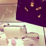 Muhteşem İkili:Hermes+Chanel BoyBags