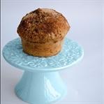 Nutella Dolgulu Tarçınlı Muffin